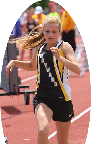 Morgan 14 Years Old: Wisconsin Track OnLine Feature 2014: Senior Plans For